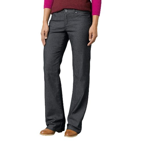Womens Prana Jada Jean Full Length Pants - White 0-T