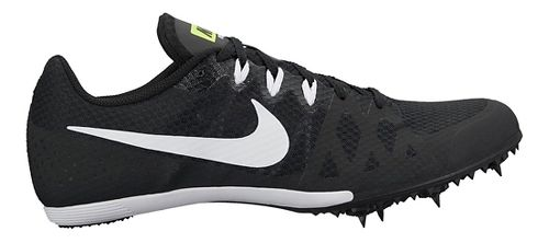 Mens Nike Zoom Rival M 8 Track and Field Shoe - Black/White 9
