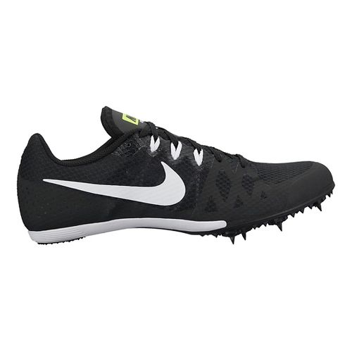 Mens Nike Zoom Rival M 8 Track and Field Shoe - Black/White 7.5