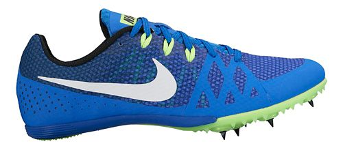 Mens Nike Zoom Rival M 8 Track and Field Shoe - Blue 4.5