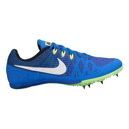 Mens Nike Zoom Rival M 8 Track and Field Shoe - Blue 8