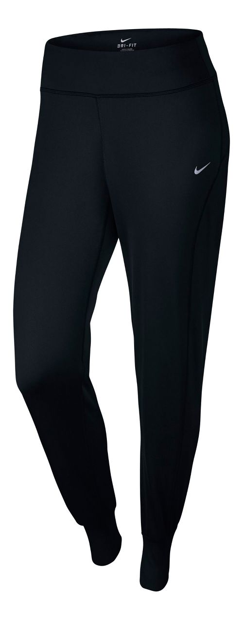 Womens Nike Thermal Pant Full Length Tights - Black S
