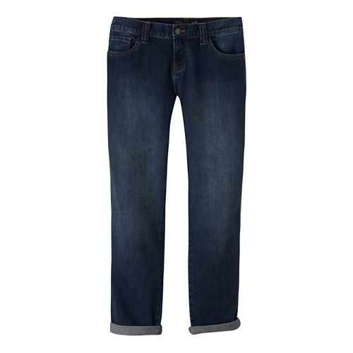 Womens Prana Honour Jean Full Length Pants - Denim 10