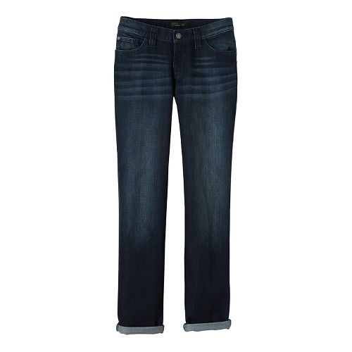 Womens prAna Honour Jean Pants - Blue 2