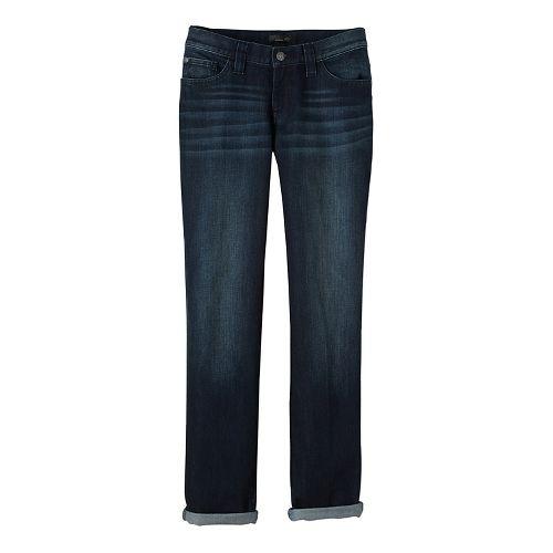 Womens prAna Honour Jean Pants - Blue 4