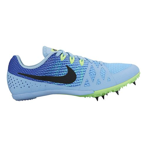 Womens Nike Zoom Rival M 8 Track and Field Shoe - Blue 10.5