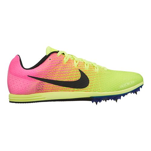 Mens Nike Zoom Rival D 9 Track and Field Shoe - Multi 7