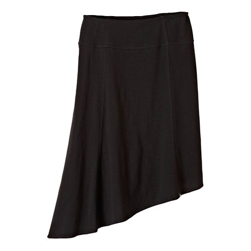 Womens Prana Jacinta Fitness Skirts - Black XS