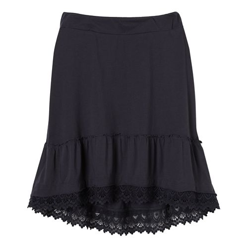 Womens Prana Laine Fitness Skirts - Coal S