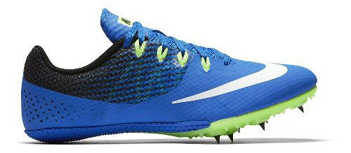Mens Nike Zoom Rival S 8 Track and Field Shoe - Blue 12