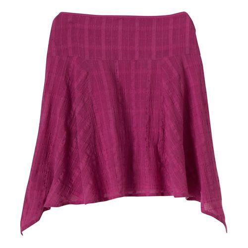 Womens Prana Rhia Fitness Skirts - Vivid Viola 14