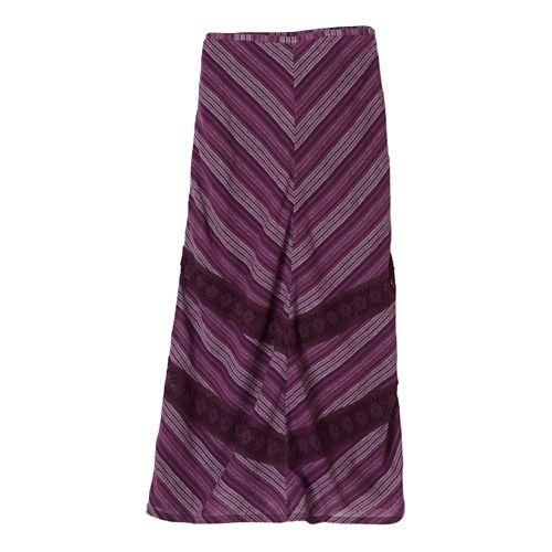 Womens Prana Ginny Fitness Skirts - Dark Grape 4
