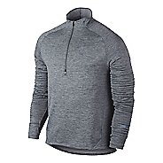 Mens Nike Element Sphere Long Sleeve 1/2 Zip Technical Tops