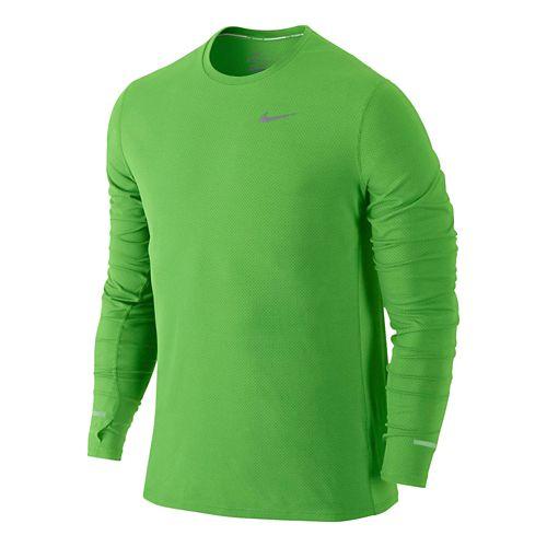 Men's Nike�Dri-Fit Contour Long Sleeve