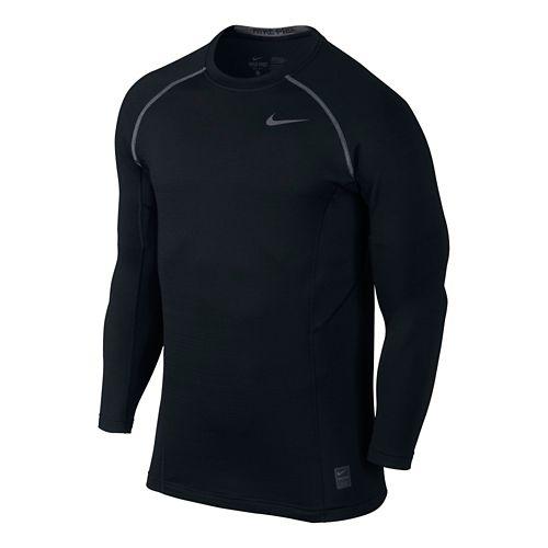 Men's Nike�Hyperwarm Max Fitted Long Sleeve