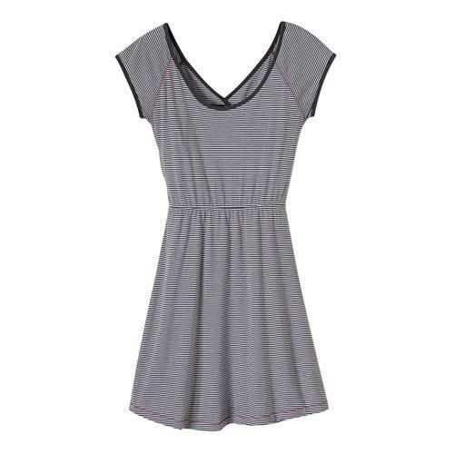 Womens Prana Faith Dress Fitness Skirts - Cherry Pop S