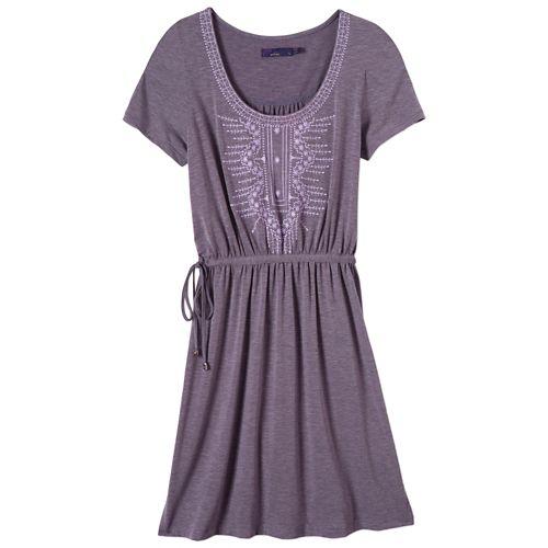 Womens Prana Bess Dress Fitness Skirts - Passion Plum L