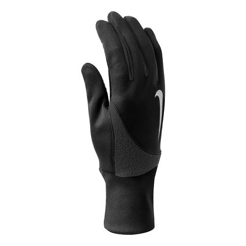 Womens Nike Thermal 2.0 Gloves Handwear - Black Anthracite M