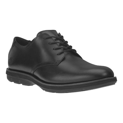 Mens Timberland EK Kempton Oxford Casual Shoe - Black Smooth 9.5