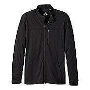 Mens Prana Variable Full Zip Warm Up Unhooded Jackets