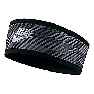 Mens Nike Run Hazard Headband Headwear