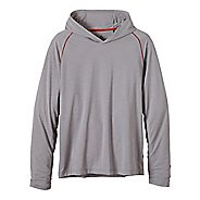 Mens Prana Calder Hoodie Long Sleeve Hooded Technical Tops
