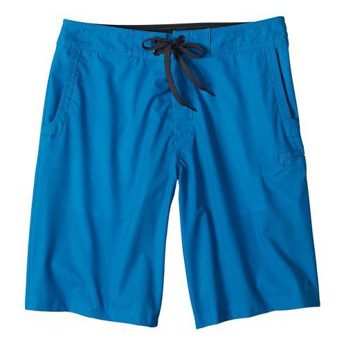 Mens Prana Beacon ShortSwim - Danube Blue 32