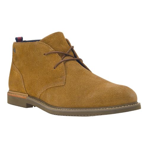 Mens Timberland EK Brook Park Chukka Casual Shoe - Rust Suede 9.5