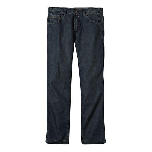 Mens Prana Modus Jean Full Length Pants - Antique Stone Wash 33