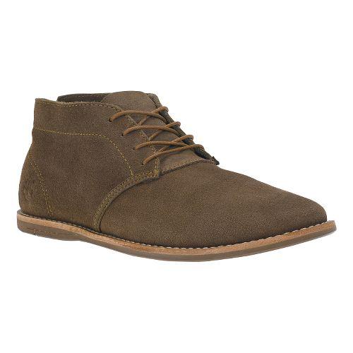 Mens Timberland EK Revenia Chukka Casual Shoe - Brown Suede 10