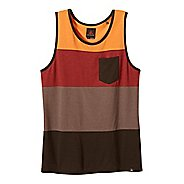 Mens Prana Lineage Tank Technical Tops