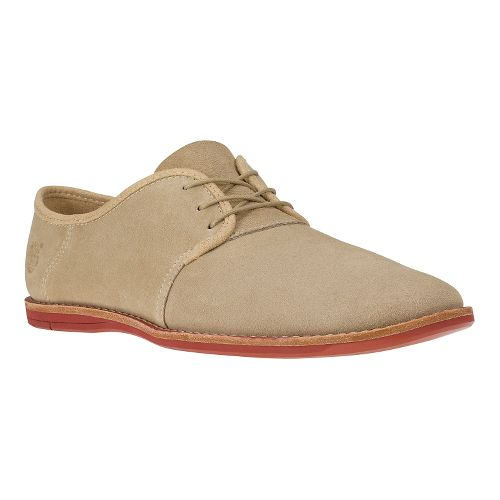 Mens Timberland EK Revenia Oxford Casual Shoe - Tan Suede 9