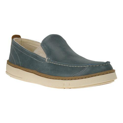 Mens Timberland EK Hookset Slip-On Casual Shoe - Blue 9.5
