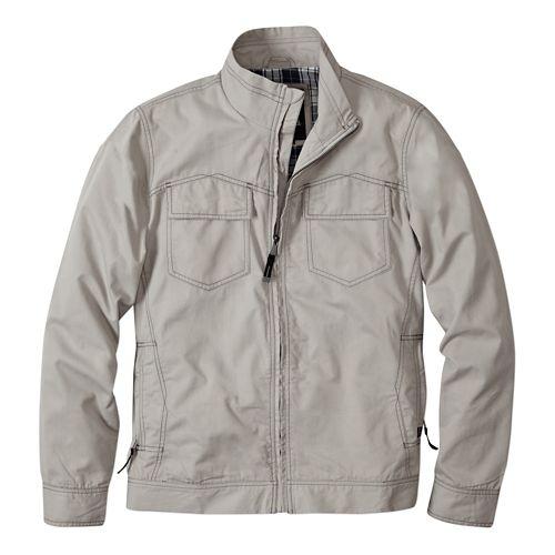 Mens Prana RyzerLightweight Jackets - Greystone XL
