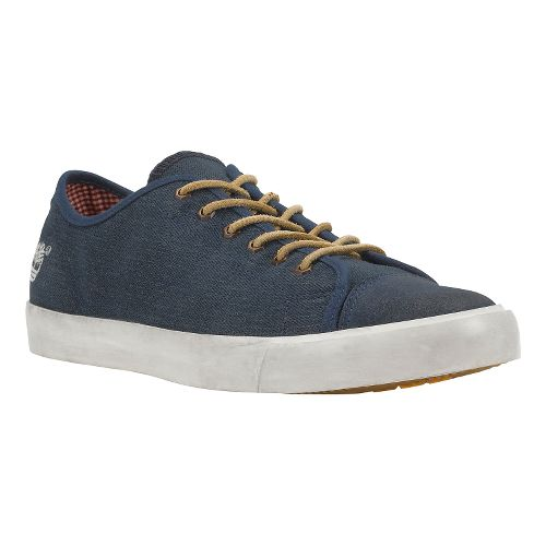 Mens Timberland EK Glastenbury Casual Shoe - Navy Denim 9