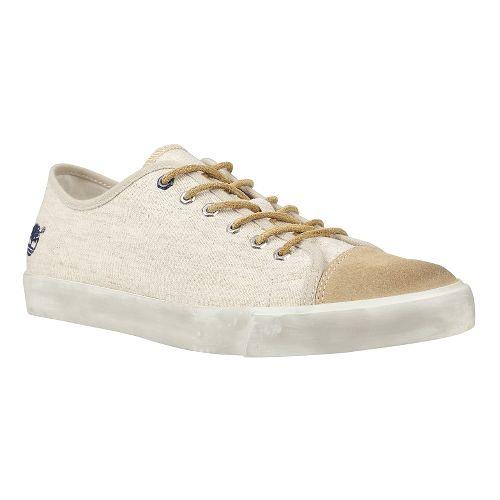 Mens Timberland EK Glastenbury Casual Shoe - Natural Linen 7.5