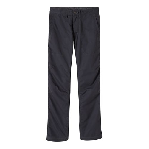 Mens Prana Outpost Full Length Pants - Coal 28