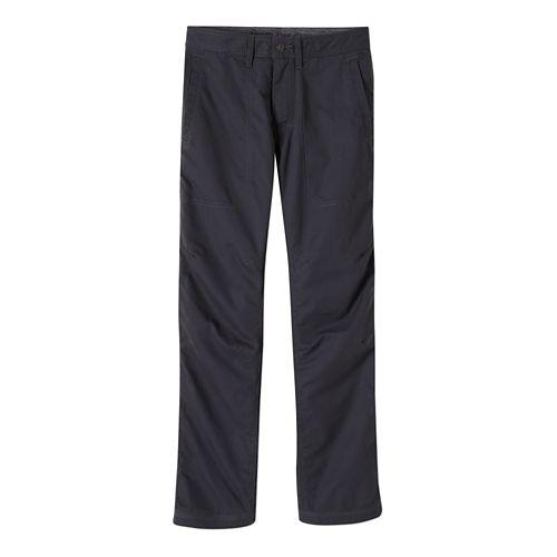 Mens Prana Outpost Full Length Pants - Coal 38