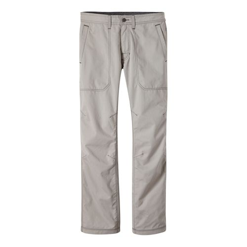 Mens Prana Outpost Full Length Pants - Greystone 28