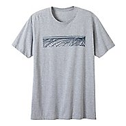 Mens Prana Coastal Short Sleeve Non-Technical Tops