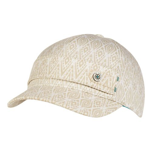 Womens Prana Jenni Jockey Cap Headwear - Stone Diamond