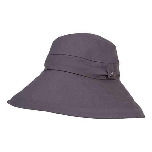 Womens Prana Andrea Sun Hat Headwear - Grey