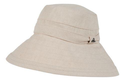 Womens Prana Andrea Sun Hat Headwear - Stone