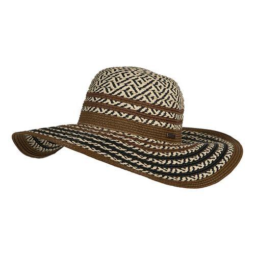 Womens Prana Dora Sun Hat Headwear - Black