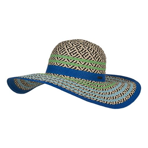 Womens Prana Dora Sun Hat Headwear - Sail Blue