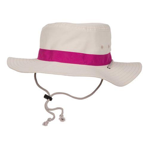 Womens Prana Caribbean Sun Hat Headwear - Stone