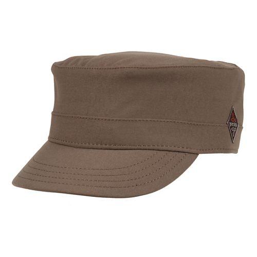 Mens Prana Zion Cadet Headwear - Mud L/XL