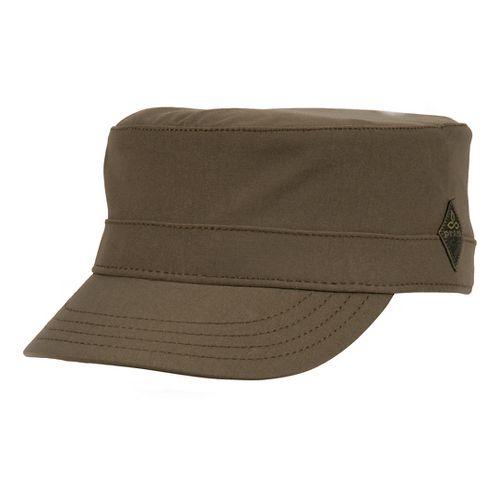 Mens Prana Zion Cadet Headwear - Cargo Green L/XL