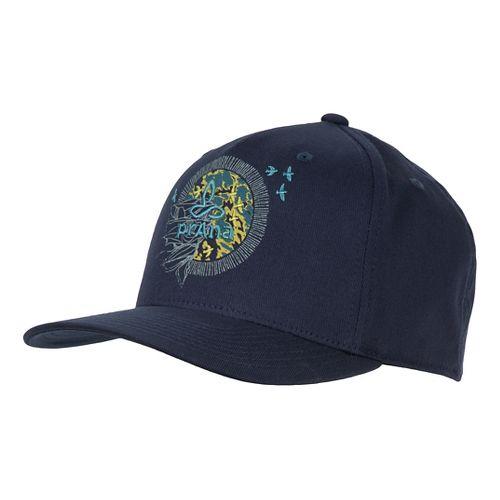 Mens Prana Hunter Ball Cap Headwear - Blue Ridge