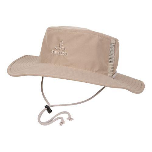 Mens Prana Mojo Sun Hat Headwear - Khaki